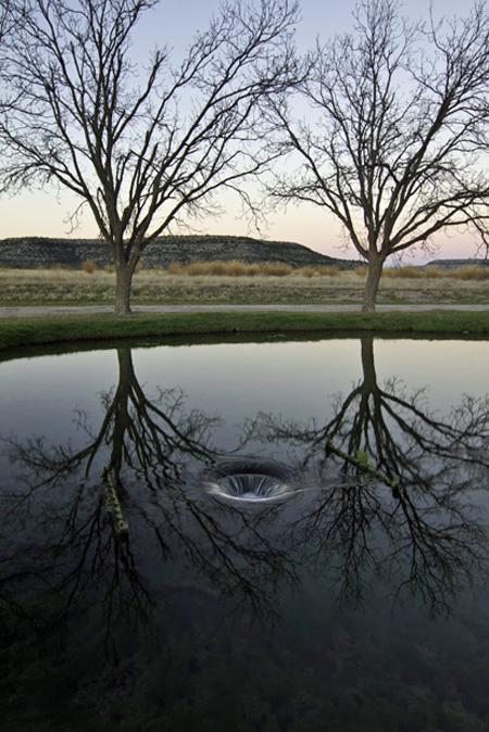 Fresh water from Caroline Spring* (Photo credit: © Erika Nortemann/TNC)
