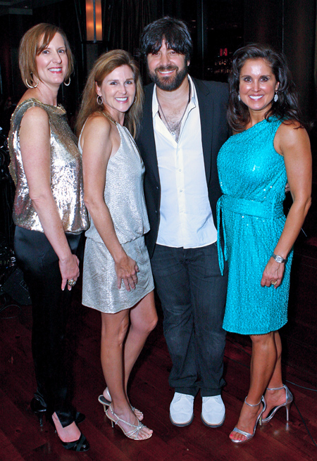 Laura Johnson, Holly Reed, Bob Schneider and Wendy Messman**