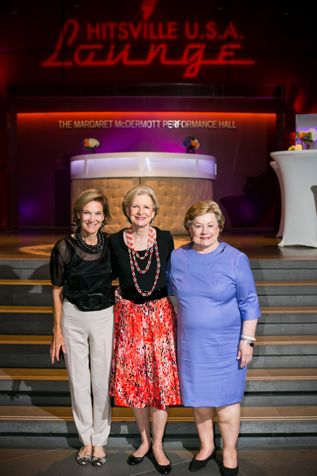 Roger Nanney's AT&T PAC Chairman's Dinner Got In The Swing Honoring Bess Enloe, Caren Prothro And Deedie Rose