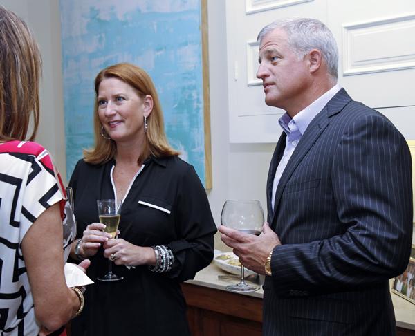 Gillian Breidenbach and Troy Schiermeyer