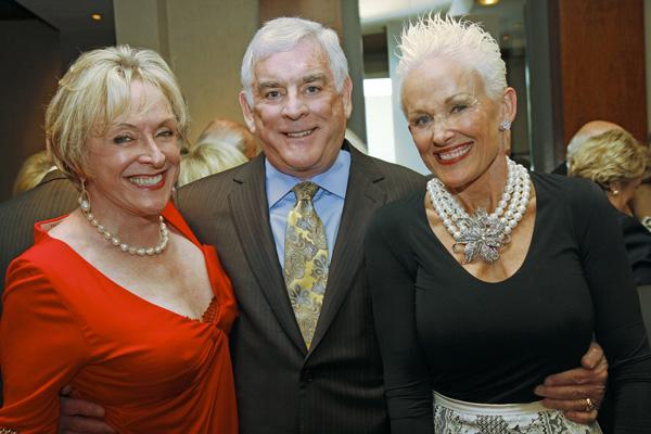Laree Hulshoff, Ben Fischer and Barbara Daseke
