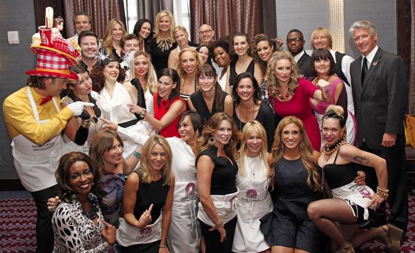 2013 Celebrity Waiters