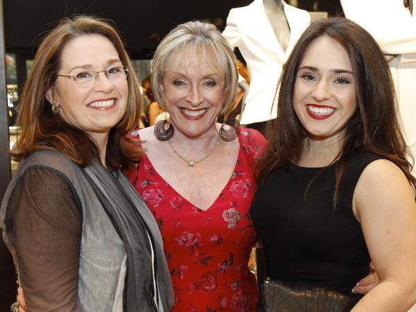 Lisa Shardon , Laree Hulshoff and Anne Defilippo
