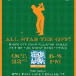 After-School All-Stars Of North Texas Will Swing Into Fundraising At TopGolf Dallas Without Moving Hassles