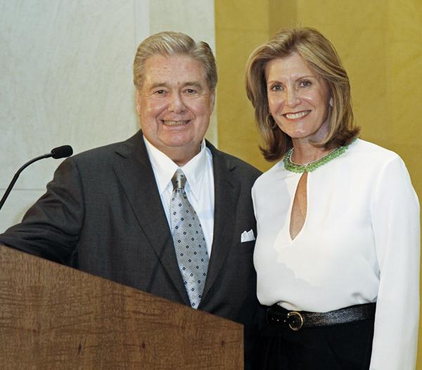 Henry and Rita Hortenstine