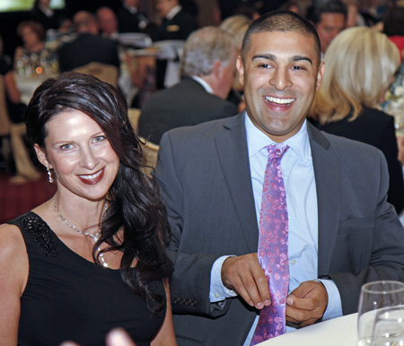 Elizabeth and Mario Alcala