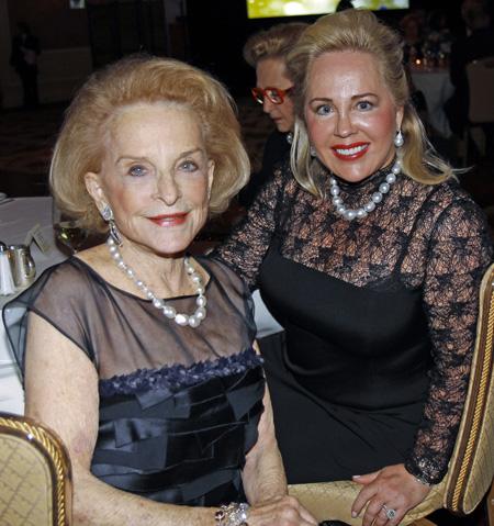 Nancy Dedman and Patty Dedman Nail
