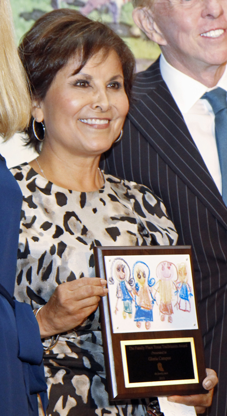 Gloria Campos (File photo)