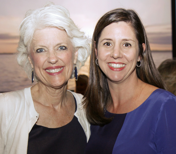 Jan Langbein and Susan Wells