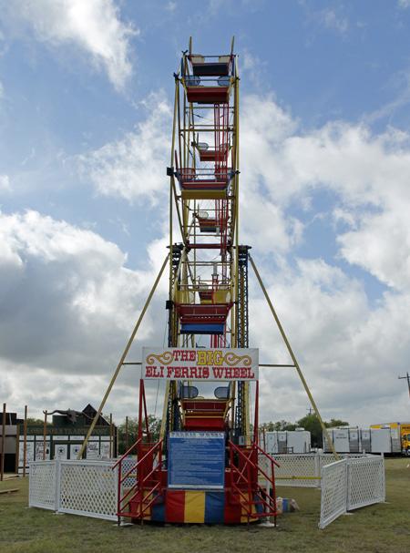 Eli Ferris Wheel