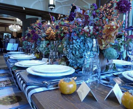 James Farmer's table