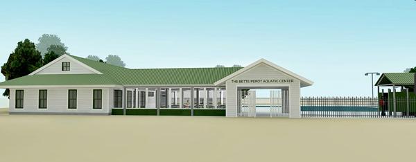 Camp Bette Perot Aquatic Center*