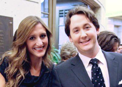 Courtney Martin and Benton Bagot