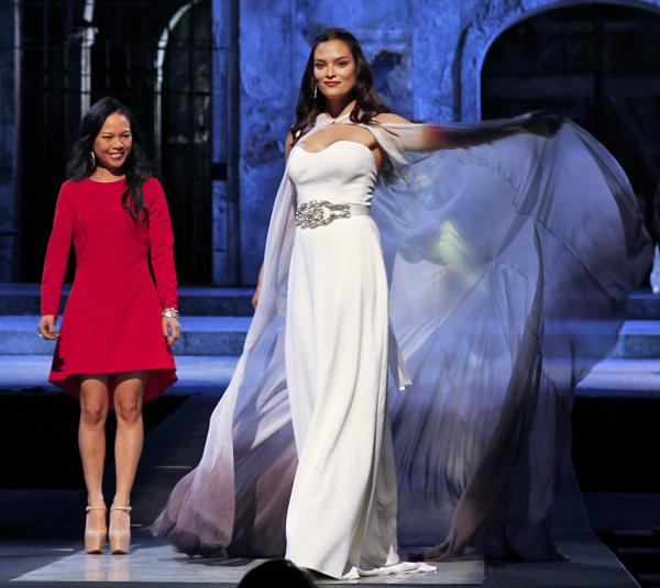 Khanh Nguyen and model