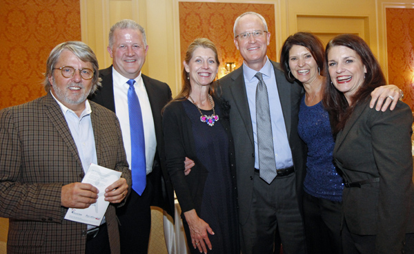 Woody McMinn, Scott and Paula Orr, Jay and Vickie Utley and Mindy McMinn