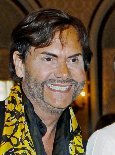Steve Kemble (File photo)