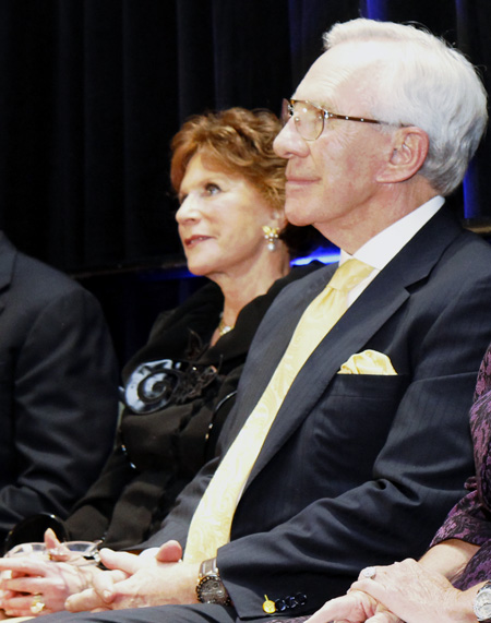Linda and Mitch Hart