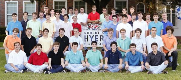 Hyer Elementary graduates*