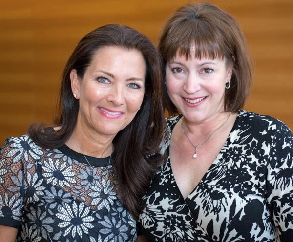 Jackie Moore and Dee Velvin*