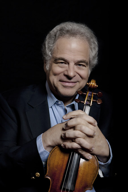 JUST IN: Itzhak Perlman To Headline 2014 Dallas Symphony Orchestra Gala