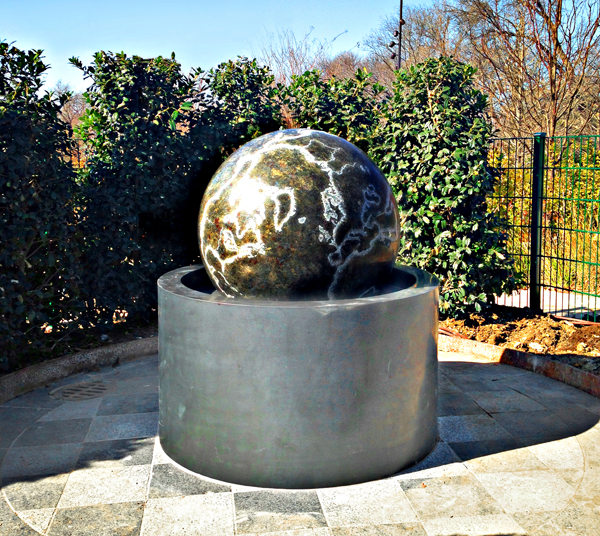 Rolling Stone Sphere*