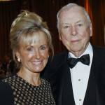Philanthropists/ Romantics Toni Brinker And T. Boone Pickens Got Hitched On Valentine's Day At His Place