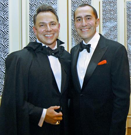 John Clutts and Dr. Sami Arslanlar
