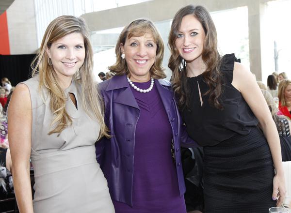 MaryBeth Conlon, Robyn Conlon and Megan Somerville