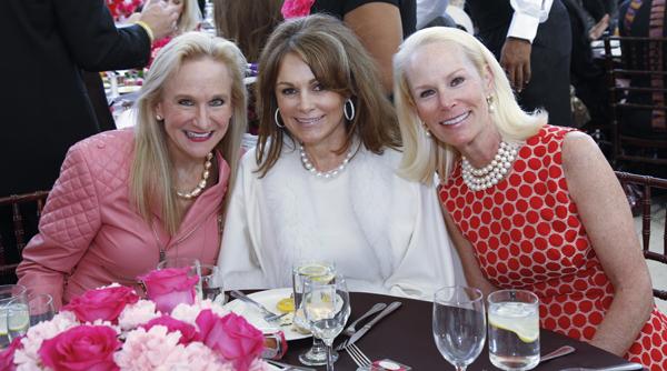 Janie Condon, Claire Emanuelson and DeeDee Lee