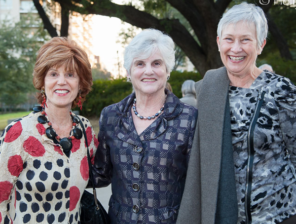 Donna Wilhelm, Marnie Wildenthal and Becky Young*