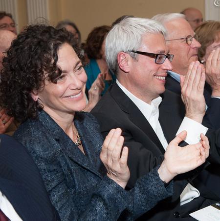 Nancy Kasten and David Stern*