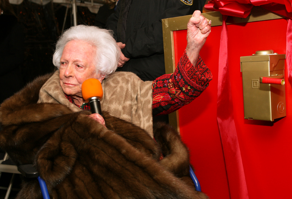 Centenarian Margaret McDermott To Serve As Honorary Chair For Distinguished Speaker Luncheon And Historical Home Tour