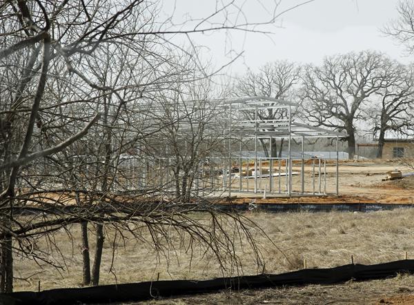 Future site of Texas Horse Park
