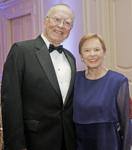 Dr. Dale and Jean Fuller