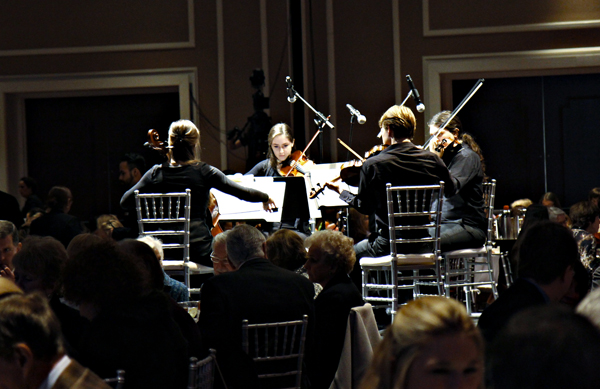 Greater Dallas Youth Orchestra String Quartet