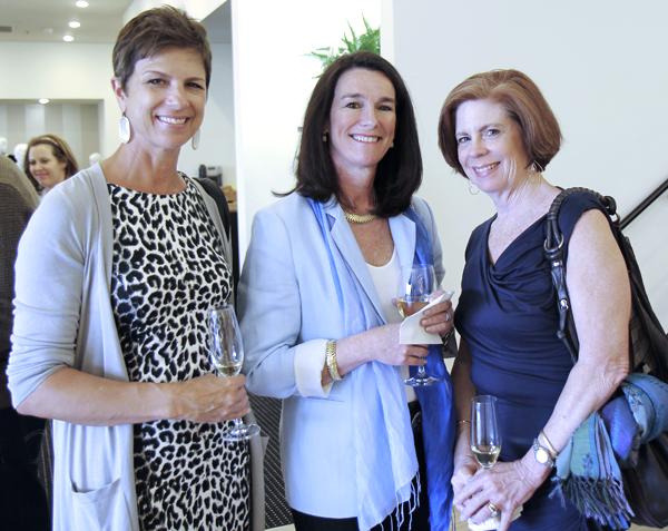 Susan Hardie, Leslie Diers and Anne Conner