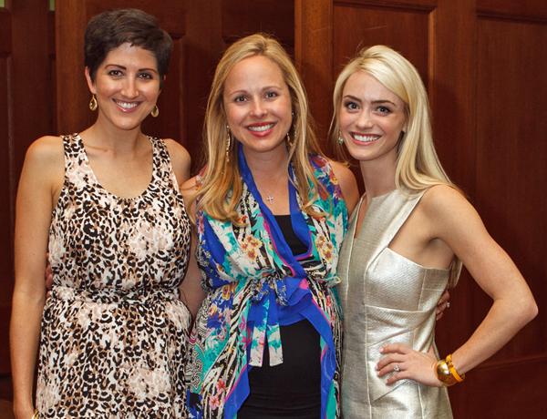 Caroline Barron, Lizzie Duplantis and Katie Crow*