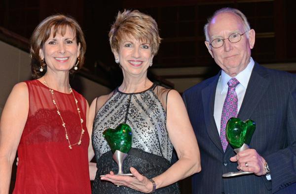 Karen Wald, Sharon Herrin and Roy Pendergrass Jr.*
