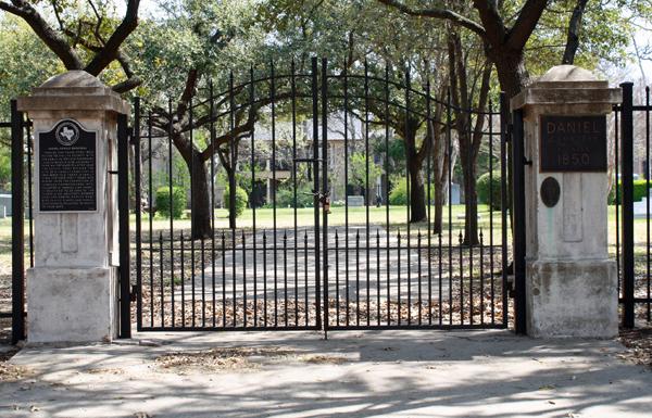 Daniel cemetery (File photo)