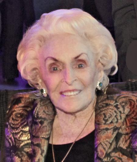 Margaret Crow (File photo)