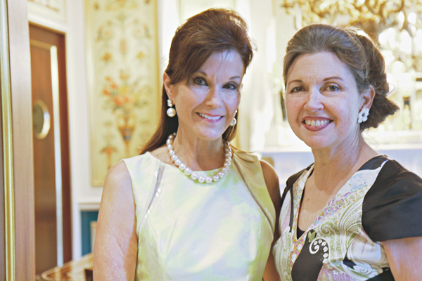 Lisa Loy Laughlin and Bettina Hennessy