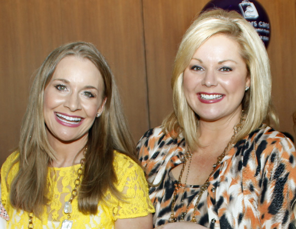 Maggie Kipp and Shay Geyer (File photo)