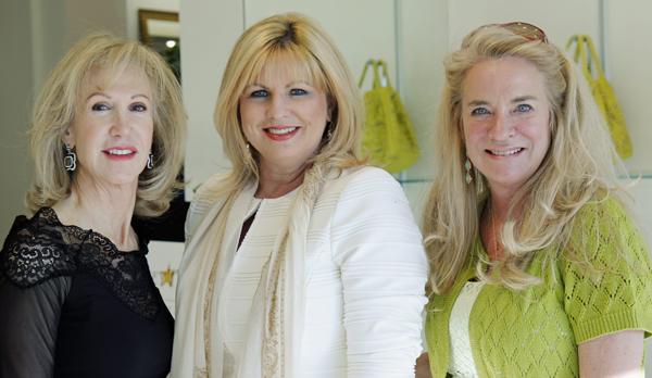 Fran Cashen, Renee Winters and Andrea Alcorn