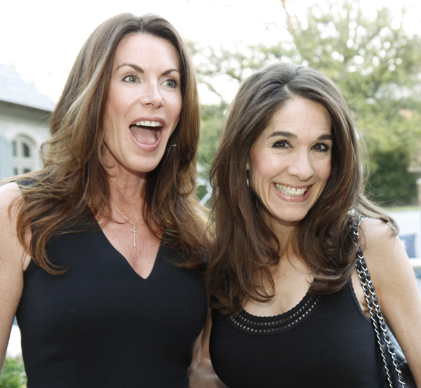 Holly Forsythe and Denise Wolford