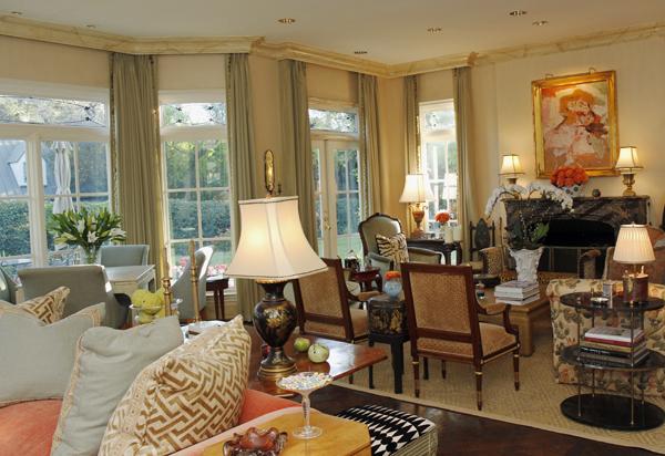 Robertson living room