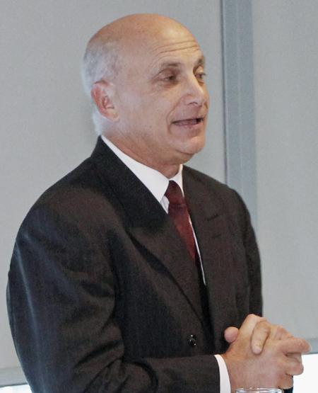Rob Alberts (File photo)