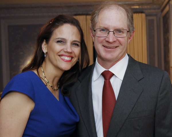 Angie and Kevin Kadesky