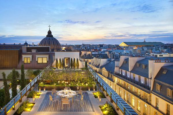Mandarin Oriental Paris**