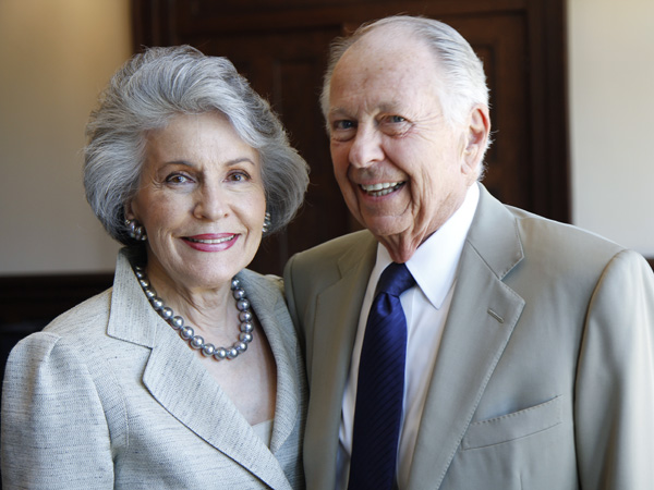 Linda and Bill Custard
