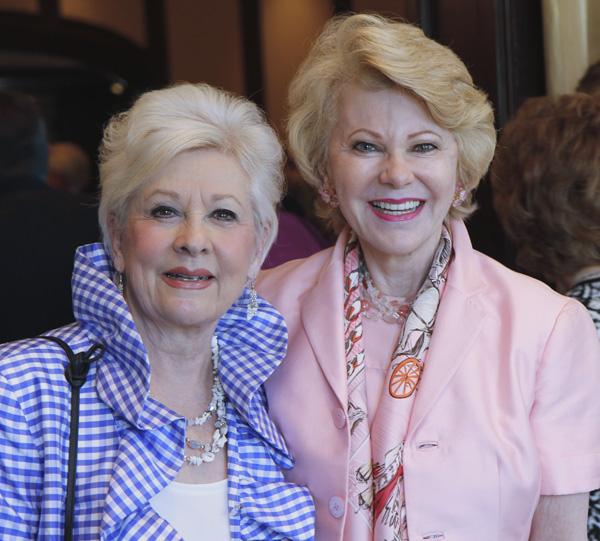 Patricia Meadows and Sara Martineau